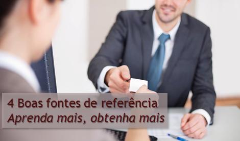 BNI Brasil: 4 Boas fontes de referência – Aprenda mais, obtenha mais