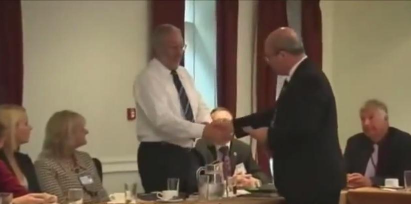 BNI Brasil mostra testemunhos de membros da Inglaterra