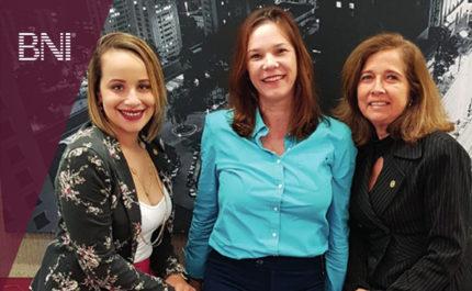 Mulheres ganham força no BNI Brasil