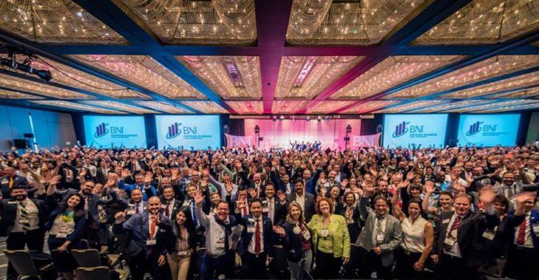 Confira o vídeo da Conferência Global 2017 do BNI!
