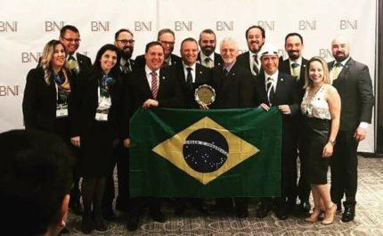 BNI Brasil é destaque na Conferência Global BNI 2017!