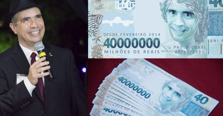 BNI Prisma é o primeiro grupo no BNI Brasil a gerar mais de R$ 40 milhões em apenas três anos