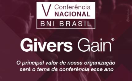 V Conferência Nacional BNI Brasil 2018 está chegando, confira os melhores momentos do evento em 2017.
