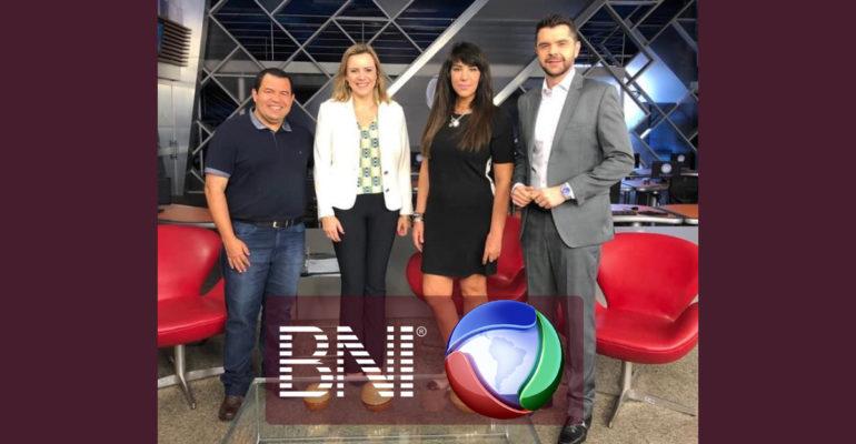 BNI é destaque na Record TV