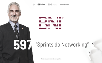 PODCAST BNI BRASIL | #597 – SPRINTS DO NETWORKING