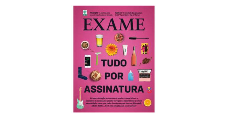Revista EXAME entrevista Dr. Ivan Misner, fundador do BNI