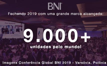 Conferência Global BNI 2019