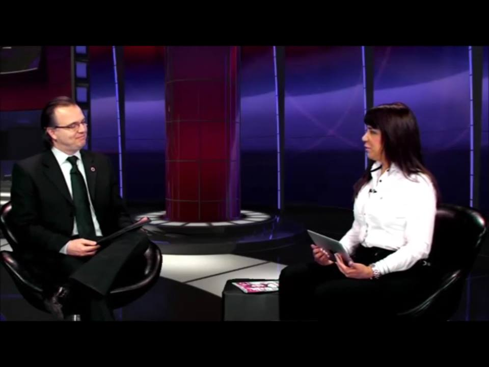 Mara Leme Martins conversa com Marcos Martins, CEO do BNI Brasil