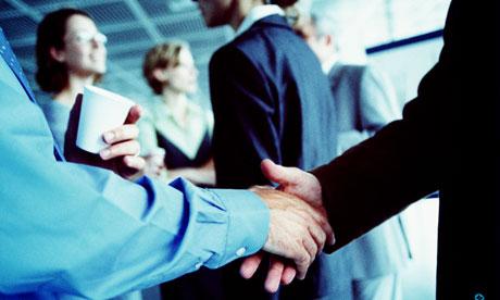 Os membros do BNI geraram US $ 8,6 bilhões no negócio em 2014!