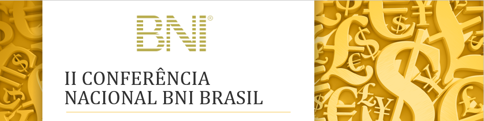 Programação: II Conferência Nacional BNI Brasil