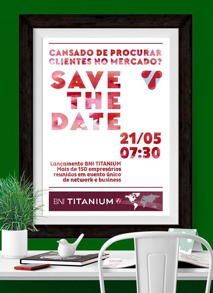 Lançamento de mais um grupo: BNI Titanium – São Paulo