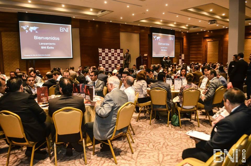 BNI, Networking Empresarial, presente em 60 países, avança na América Latina