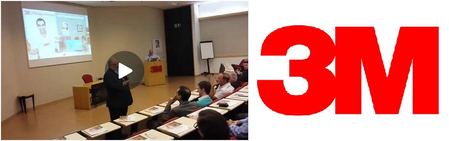 Palestra de Diretor da 3M para empresários do BNI Campinas