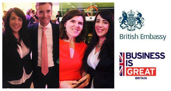 Empresas brasileiras com atividade na Inglaterra recebem homenagem em Embaixada – BNI Brasil marca presença