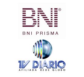 Equipe BNI Prisma, Alto Tietê, é destaque na TV Diário – Rede Globo