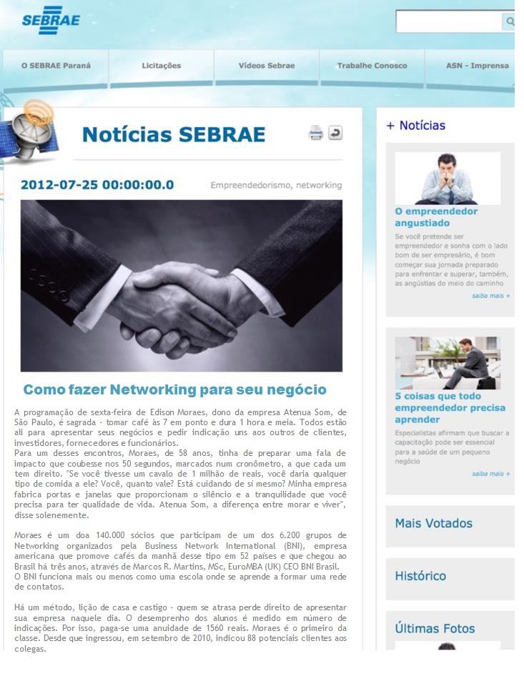 Sebrae - Marcos Martins 2
