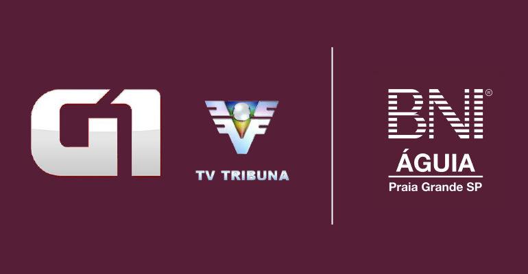 Empresários se juntam e formam uma rede de contatos – BNI Águia, Baixada Santista – Via TV Tribuna, Rede Globo