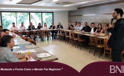 Primeiras reuniões do BNI em Recife são um sucesso!