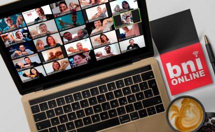 O que é o BNI Online? Por Fábio Torres, Diretor Executivo do BNI Brasil