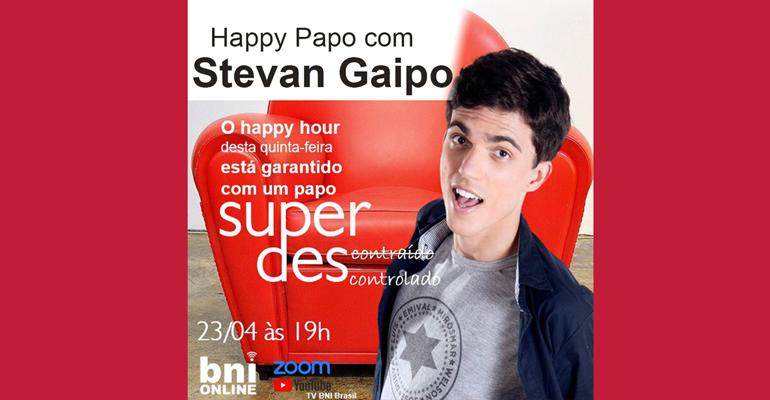 Stevan Gaipo & BNI Brasil – 23/04