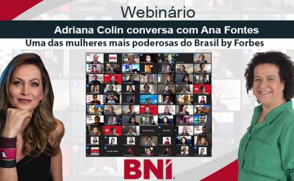 Adriana Colin, Ana Fontes & BNI Brasil 20/05