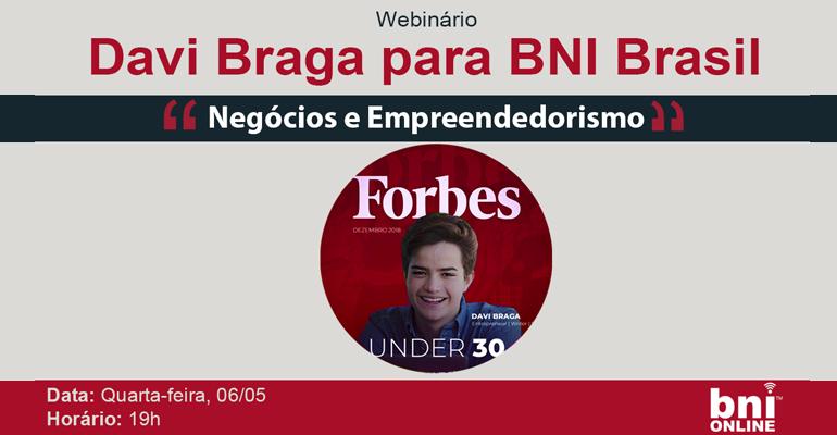 Davi Braga & BNI Brasil – 06/05