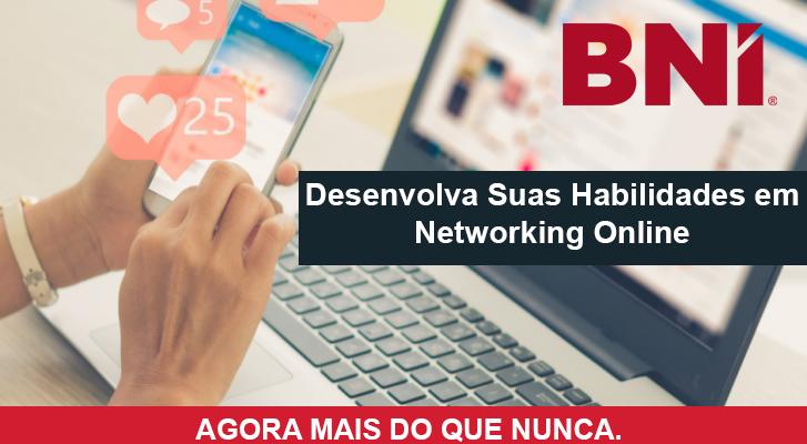 Desenvolva Suas Habilidades em Networking Online