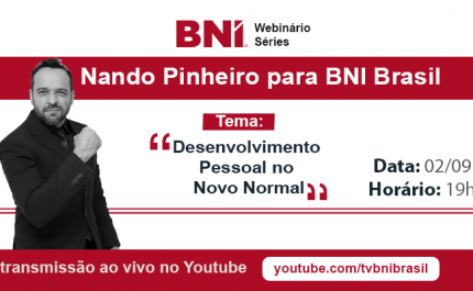 Nando Pinheiro & BNI Brasil – 02/09