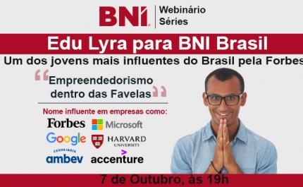 Edu Lyra & BNI Brasil – 7/10
