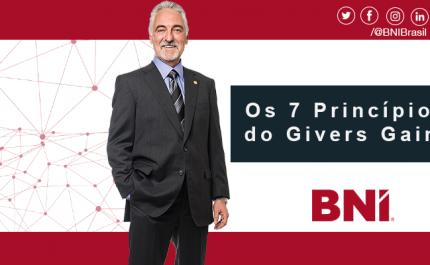 Os 7 Princípios do Givers Gain® – Doação Infinita