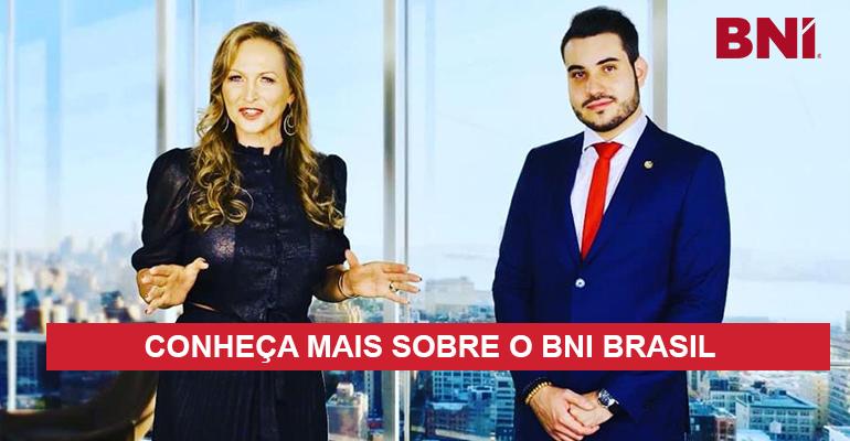 BNI Brasil por Adriana Colin e Mateus Carvalho