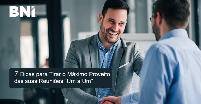 """7 dicas para tirar o máximo proveito das suas reuniões de """"Um a Um"""""""