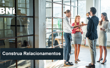 Obtenha mais resultados da sua rede de networking construindo relacionamentos de referências profundos