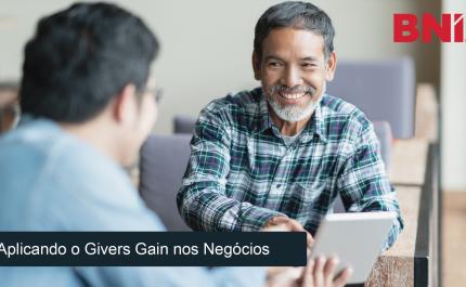 Aplicando o Givers Gain nos negócios