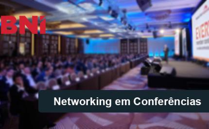 Networking em Conferências
