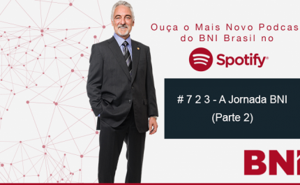 Podcast BNI Episódio #723 – A Jornada BNI (Parte 2)